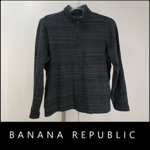 Banana Republic Men Long Sleeve Pullover Sweater